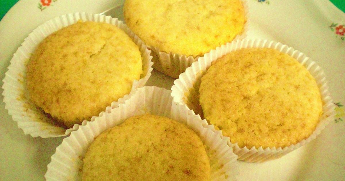 einfache buttermilch vanille muffins – backenfan